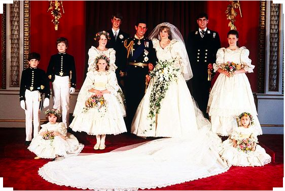 mariage charles et diana