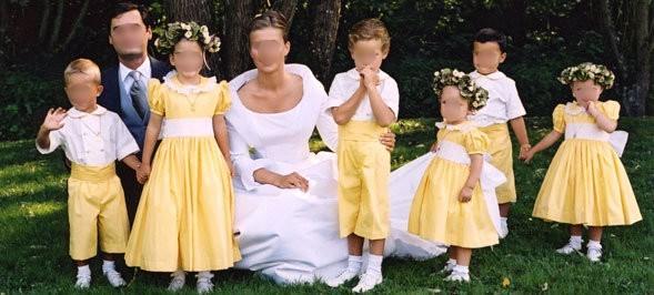 Cortège Constance: jaune poussin