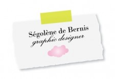 Ségolène de Bernis – Graphic Designer