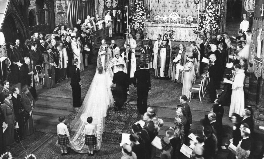 mariage elisabeth d angleterre