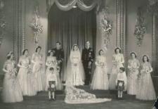 Mariage Elizabeth II et Philip Mountbatten