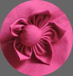 Tuto de fleur pour barrette