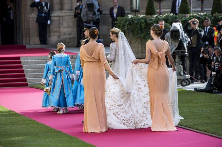 Mariage princier Luxembourg