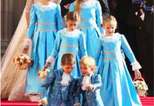 Mariage du Prince Guillaume de Luxembourg et de la Comtesse Stéphanie de Lannoy