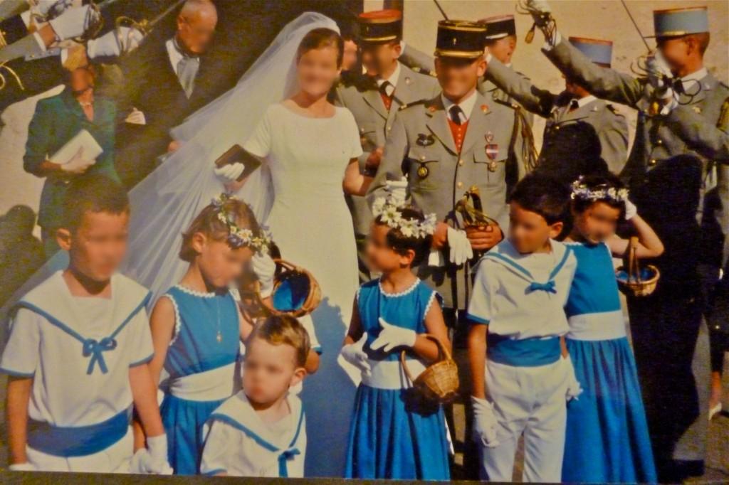 enfants d honneur costume marin bleu roi