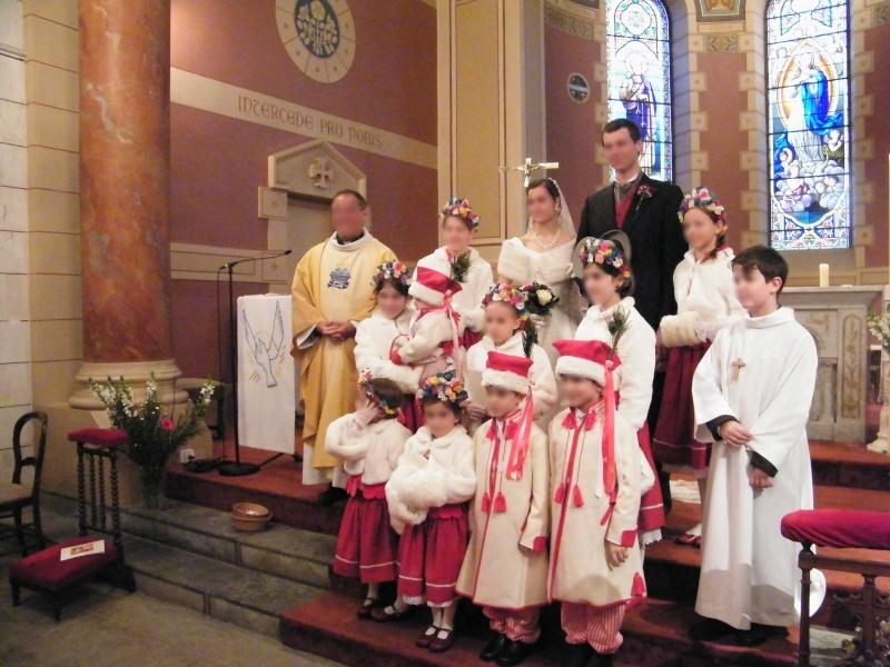 enfants d honneur polonais
