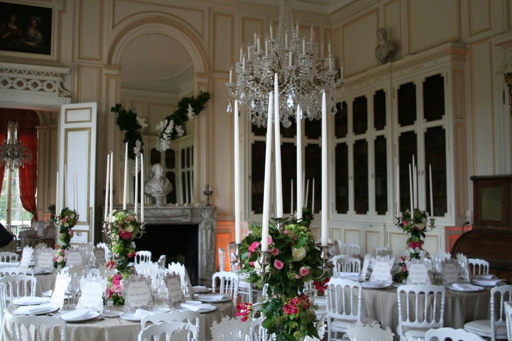 Chateau mariage Eure et loire