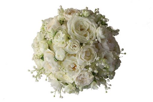 Bouquet mariage Madeleine Suede
