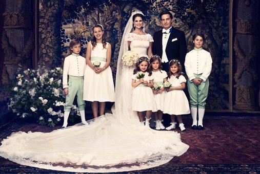 Mariage de la Princesse Madeleine de Suède et de Chris O'Neill
