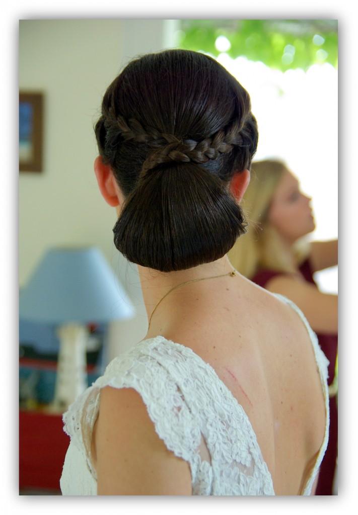 coiffure mariee