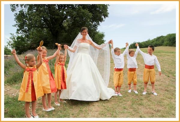 mariage provencal