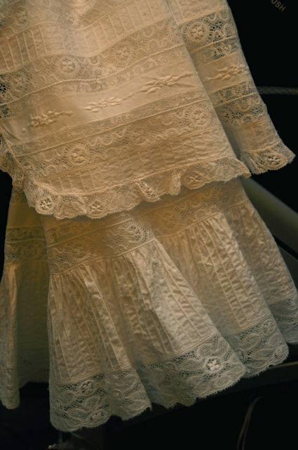 robe de bapt me de charlotte dentelles belges. Black Bedroom Furniture Sets. Home Design Ideas