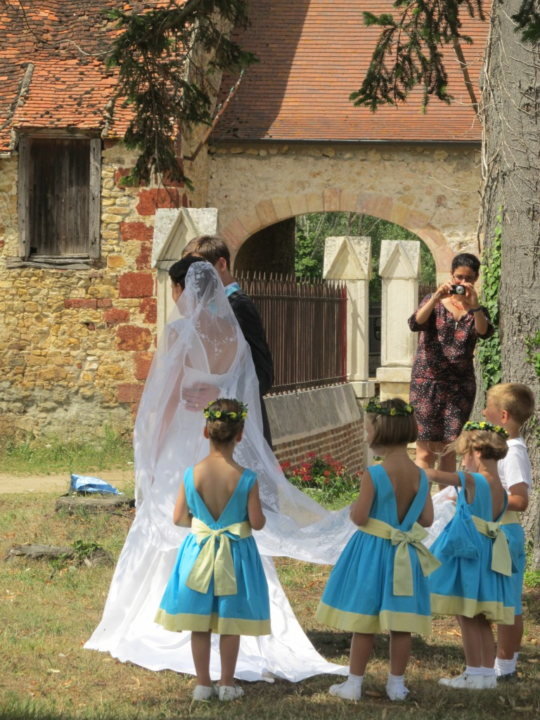 cortege mariage