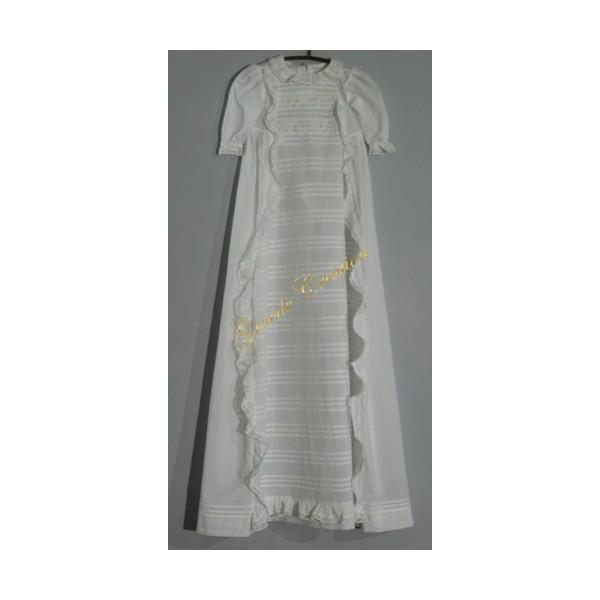 robe-de-bapteme traditionnelle