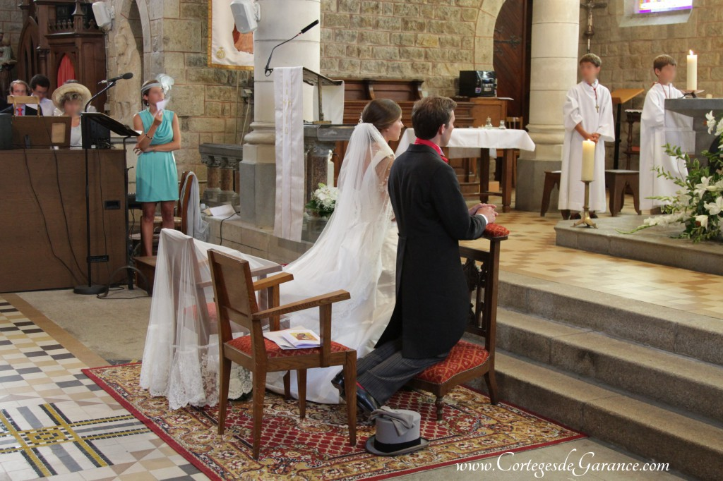 voile dentelle mariage