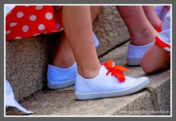 chaussures cortege