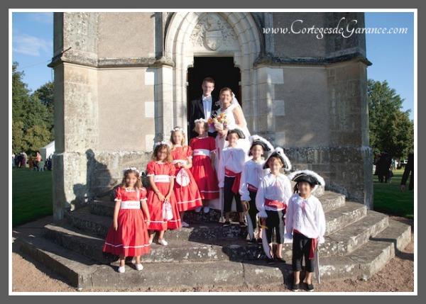 Cortège Caroline: Princesses et Corsaires