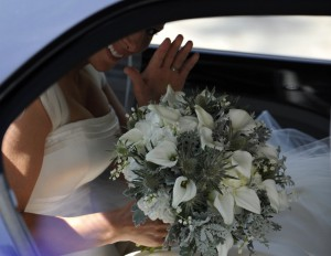 bouquet mariee zara philips