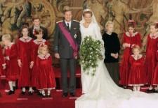 Mariage du Prince Philippe de Belgique et Mathilde d'Udekem d'Acoz
