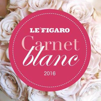 Le Carnet Blanc 2016 est arrivé !