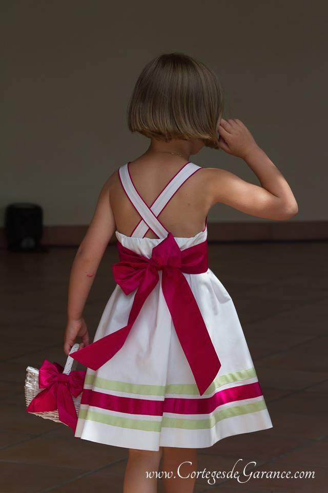 Patron robe bretelles croisées