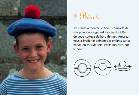 Photo: Solène Perrot - Béret à pompon
