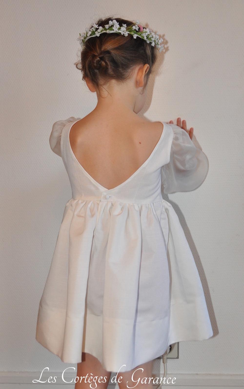 Robe dos nu - Dauphin-Dauphine
