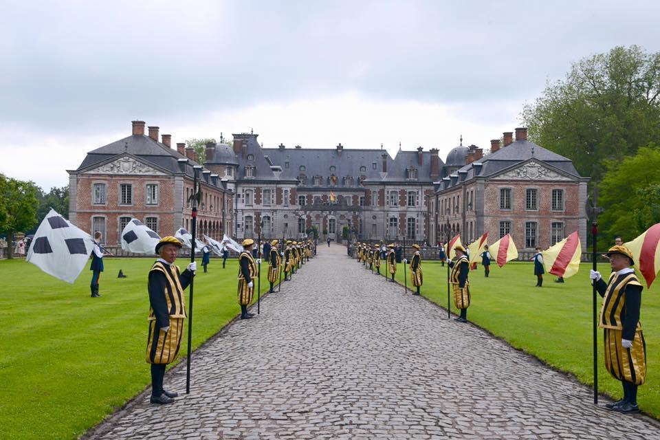 Chateau de beloeil