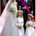 Mariage Princier: robe de mariée de la Princesse Claire de Belgique
