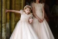 Mariage de l'Honorable Alexandra Knatchbull, arrière petite fille de Lord Mountbatten