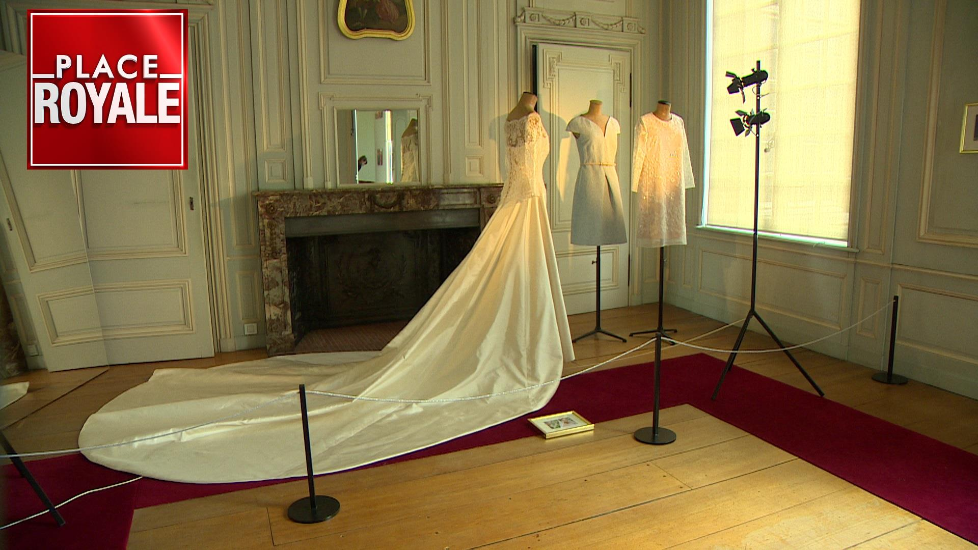 ... Mariage Princier: robe de mariée de la Princesse Claire de Belgique