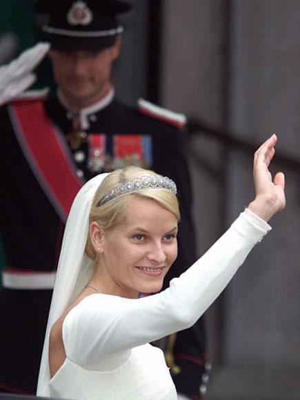 Mariage mette-Marit