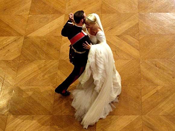 Mariage Matte-Marit de Norvège