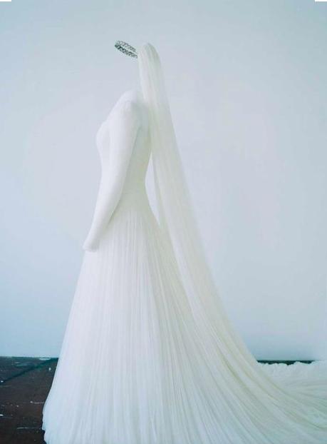 Robe Mariee Mette-Marit