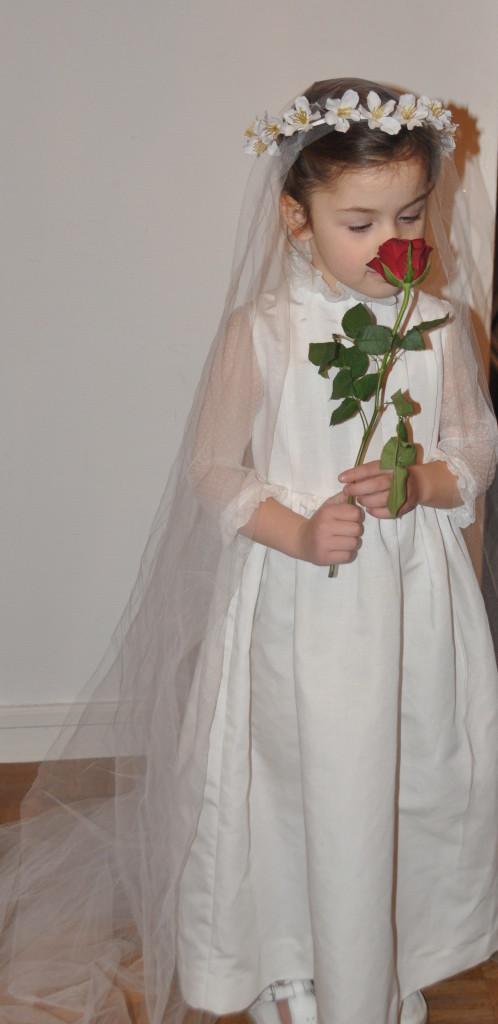 Robe de mariee deguisement