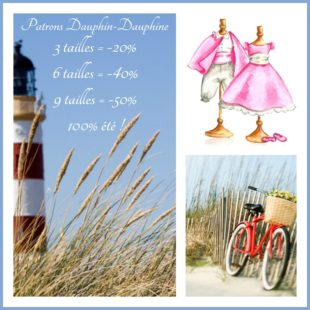 Offre d'été Dauphin-Dauphine: -50% !