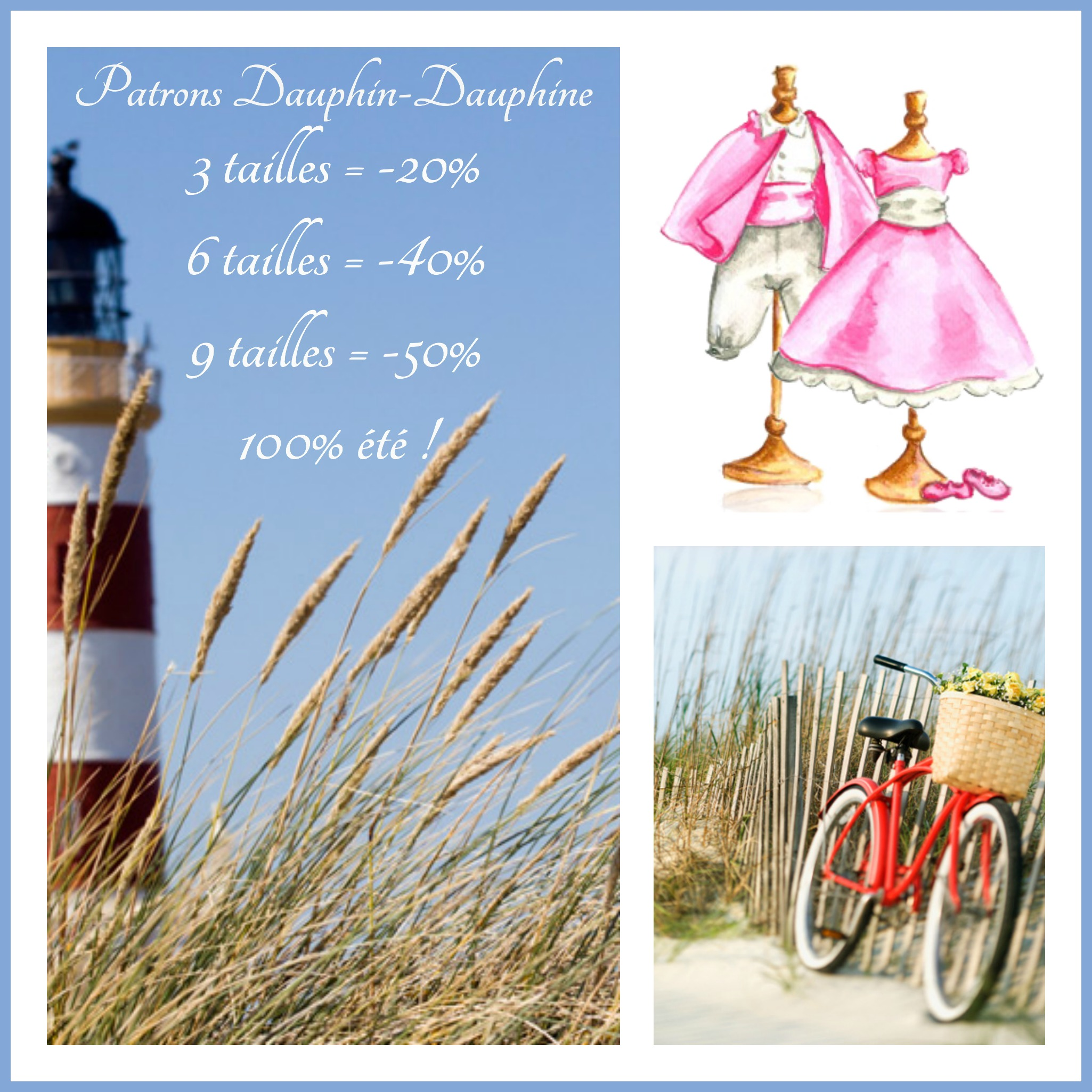 offre spéciale Dauphin-Dauphine