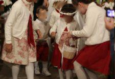 Cortège et robe de mariée Anne-France: Toile de Jouÿ