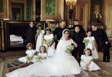 Cortège du Duc et de la Duchesse Henry de Sussex