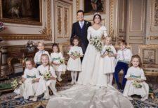Mariage de la Princesse Eugénie d'York et Mr Jack Brooksbank