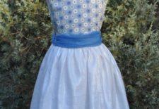 Patron de robe de cortège, base classique