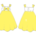Robe Jonquille