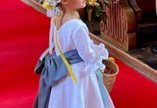 Mariage d'une arrière-arrière-arrière petite fille de Sissi: la Comtesse Tatjana zu Waldburg-Zeil-Hohenhems